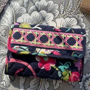 NWOT Vera Bradley (Ribbons) Wallet!